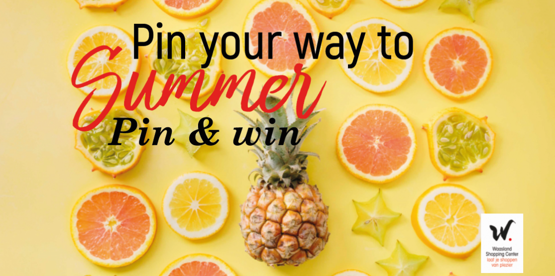 Pin your Way to Summer