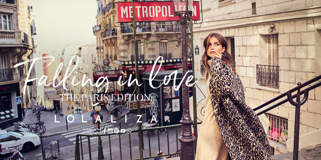 Falling in love - the Paris edition
