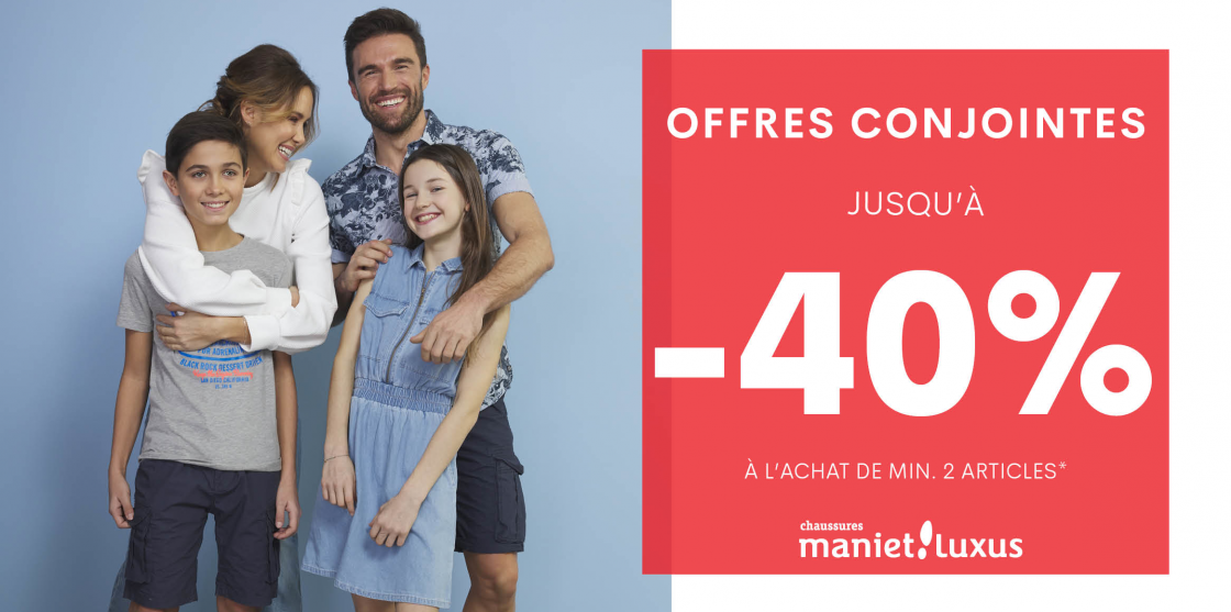 OFFRES CONJOINTES