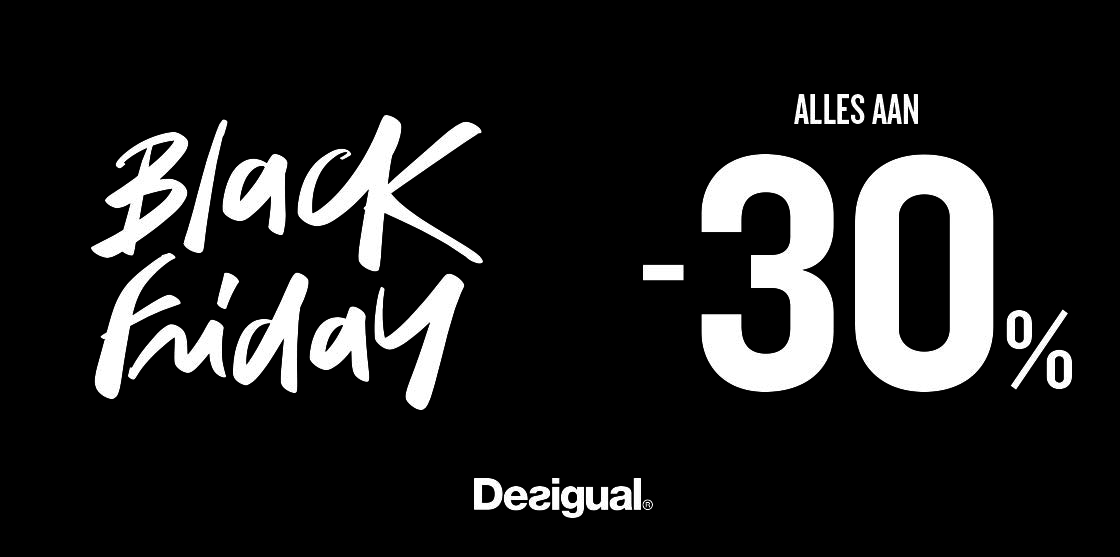 Black Friday: -30%
